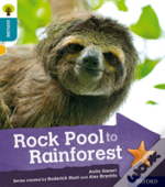 Oxford Reading Tree Explore With Biff, Chip And Kipper: Oxford Level 9: Rock Pool To Rainforest