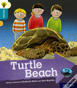 Wook.pt - Oxford Reading Tree Explore With Biff, Chip And Kipper: Oxford Level 9: Turtle Beach