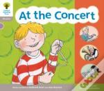 Oxford Reading Tree: Floppy Phonic Sounds & Letters Stage 1 More A At The Concert