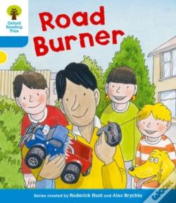 Wook.pt - Oxford Reading Tree: Level 3 More A Decode And Develop Road Burner