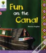 Oxford Reading Tree: Stage 1+: Floppy'S Phonics Non-Fiction: Fun On The Canal