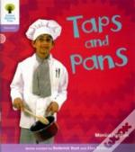Oxford Reading Tree: Stage 1+: Floppy'S Phonics Non-Fiction: Taps And Pans