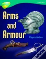 Oxford Reading Tree: Stage 16: Treetops Non-Fiction: Arms And Armour