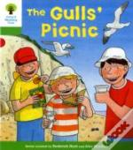Oxford Reading Tree: Stage 2: Decode And Develop: The Gull'S Picnic