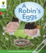 Oxford Reading Tree: Stage 2: Floppy'S Phonics Fiction: A Robin'S Eggs