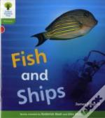 Oxford Reading Tree: Stage 2: Floppy'S Phonics Non-Fiction: Fish And Ships