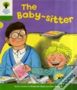 Oxford Reading Tree: Stage 2: More Stories A: The Baby-Sitter