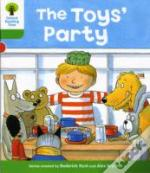 Oxford Reading Tree: Stage 2: Stories: The Toys' Party