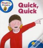 Oxford Reading Tree: Stage 2a: Floppy'S Phonics: Quick, Quick