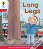 Oxford Reading Tree: Stage 4: Decode & Develop Long Legs