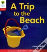 Oxford Reading Tree: Stage 4: Floppy'S Phonics Non-Fiction: A Trip To The Beach