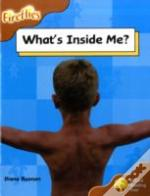 Oxford Reading Tree: Stage 8: Fireflies: What'S Inside Me?