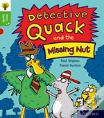 Oxford Reading Tree Story Sparks: Oxford Level 2: Detective Quack And The Missing Nut