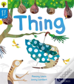 Oxford Reading Tree Story Sparks: Oxford Level 3: Thing