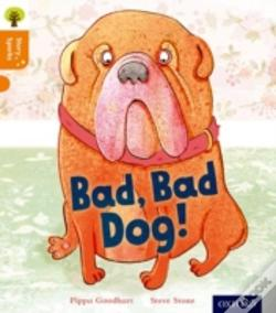 Wook.pt - Oxford Reading Tree Story Sparks: Oxford Level 6: Bad, Bad Dog