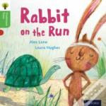 Oxford Reading Tree Traditional Tales: Stage 2: Rabbit On The Run