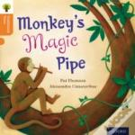 Oxford Reading Tree Traditional Tales: Stage 6: Monkey'S Magic Pipe