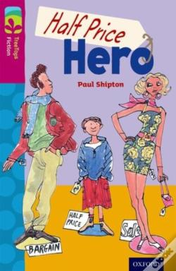 Wook.pt - Oxford Reading Tree Treetops Fiction: Level 10 More Pack B: Half Price Hero