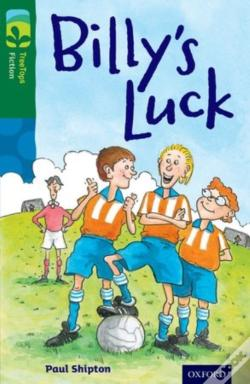 Wook.pt - Oxford Reading Tree Treetops Fiction: Level 12 More Pack A: Billy'S Luck