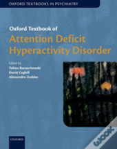 Oxford Textbook Of Attention Deficit Hyp