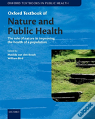 Oxford Textbook Of Nature And Public Health