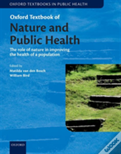 Wook.pt - Oxford Textbook Of Nature And Public Health