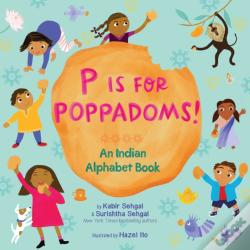 Wook.pt - P Is For Poppadoms