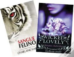 Wook.pt - Pack - Sangue Felino + Wickedlovely
