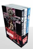 Pack Death Note 1 + 2 + 3