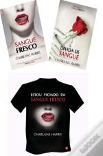Pack Sangue + T-Shirt