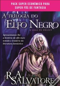 Wook.pt - Pack Trilogia do Elfo Negro