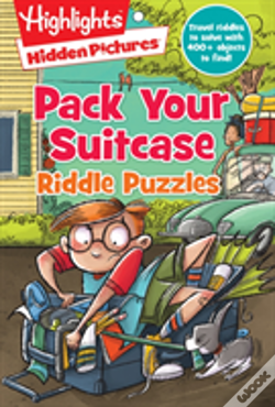 Wook.pt - Pack Your Suitcase Riddle Puzzles