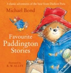 Wook.pt - Paddington - Favourite Paddington Stories