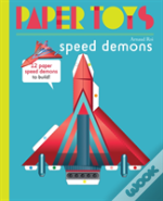 Paper Toys Speed Demons