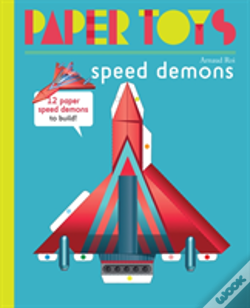 Wook.pt - Paper Toys Speed Demons
