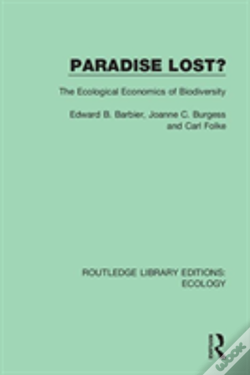 Wook.pt - Paradise Lost Rle Ecology