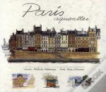 Paris ; Aquarelles