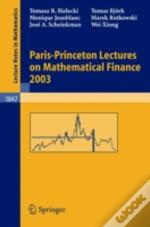 Paris-Princeton Lectures On Mathematical Finance