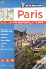 Paris Tourisme - Plan-Guide