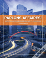 Parlons Affaires Initiation Au Francais