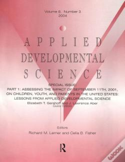Wook.pt - Part I: Assessing The Impact Of September 11th, 2001, On Children, Youth, And Parents In The United States