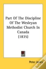 Part Of The Discipline Of The Wesleyan M