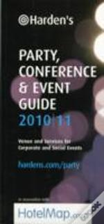 Party Conference & Event Guide 2010/11