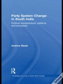 Wook.pt - Party System Change In South India
