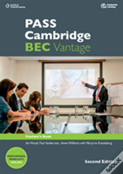 Pass cambridge bec vantage students book