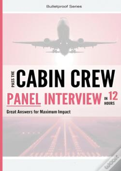 Wook.pt - Pass The Cabin Crew Panel Interview In 1