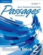 Passages Level 2 Student'S Book With Online Workbook