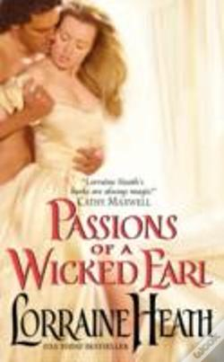 Wook.pt - Passions Of A Wicked Earl