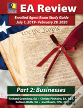 Passkey Learning Systems Ea Review, Part 2 Businesses; Enrolled Agent Study Guide