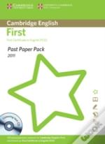 Past Paper Pack For Cambridge English First 2011 Exam Papers And Teachers' Booklet With Audio Cd